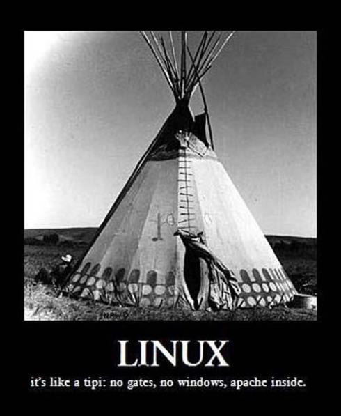 linux apache